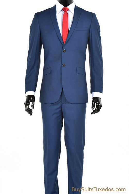 men's slim fit suits on sale