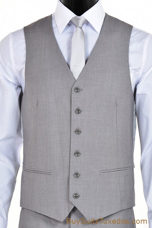 light grey men's suits