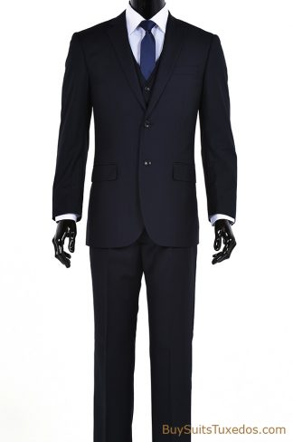 Men's navy suits