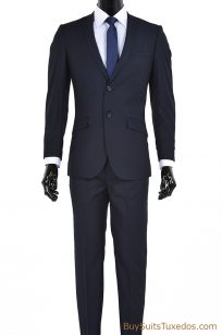 two piece italian designer suit