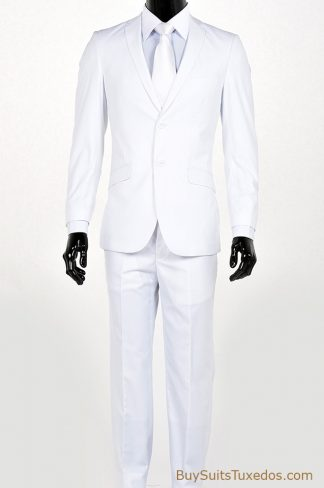 shop men's white suits