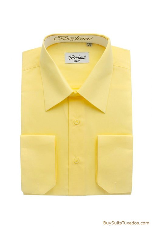 French Convertible Cuff Shirts Men 39 S Designer Shirts