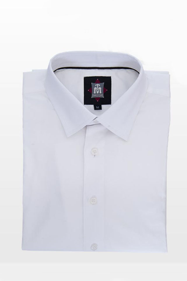 White slim fit shirt king formal wear for Dinner shirts slim fit