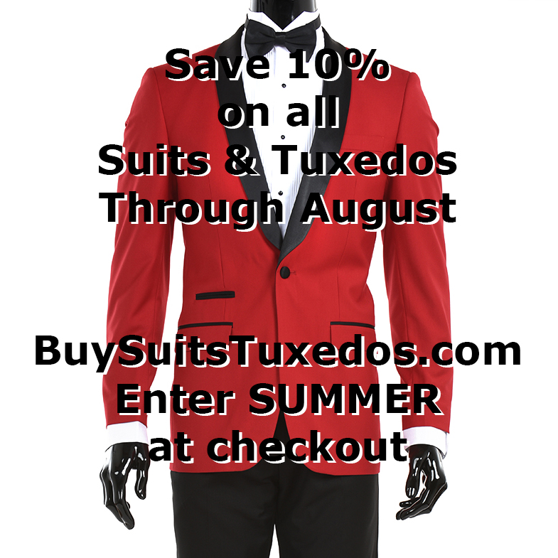 menswear sale
