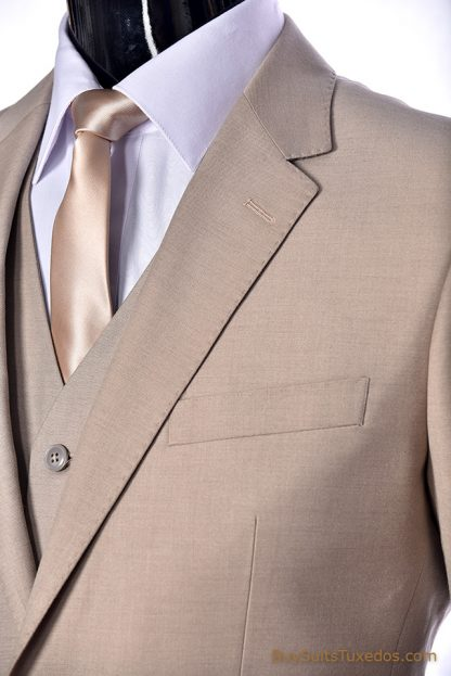suit, closeup
