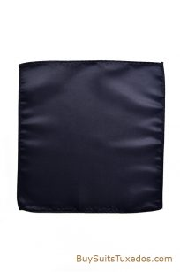 navy pocket hanky