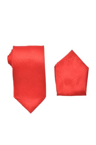 red paisley hanky